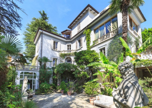 18th century villa on Lake Como