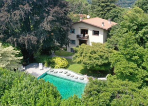 Villa Faggio with a lot of privacy